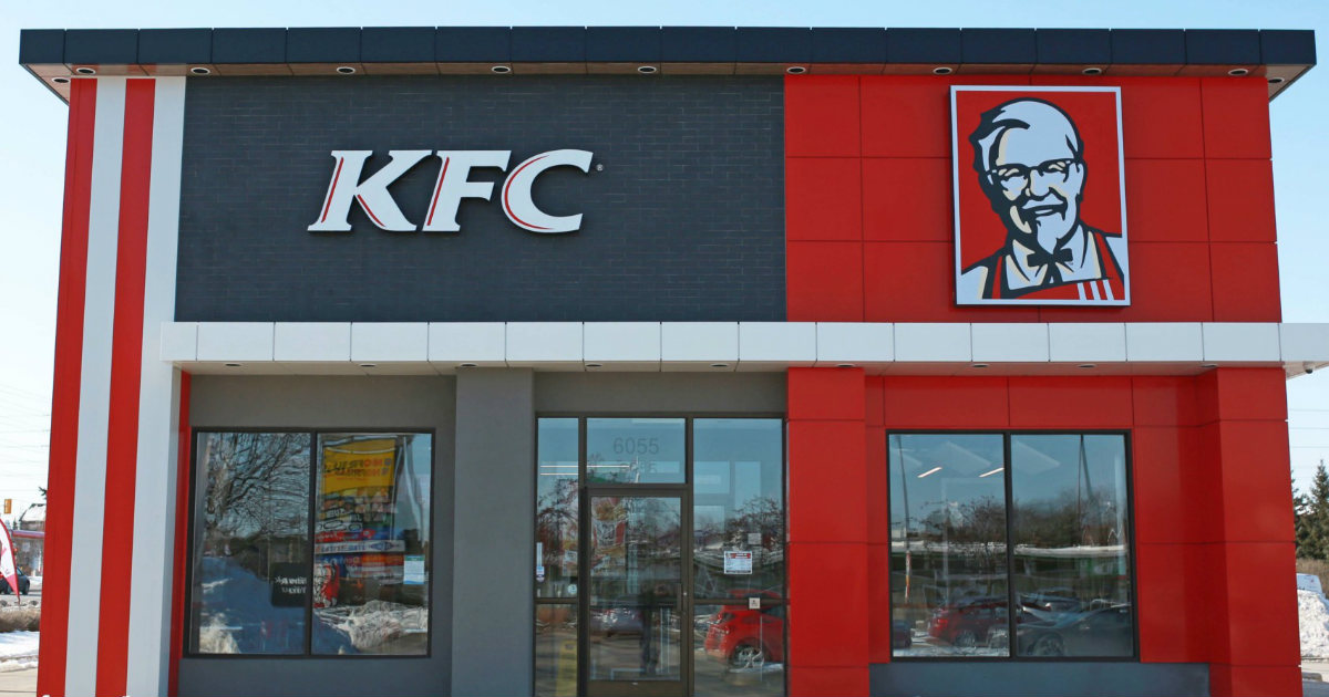 KFC - New App Deals and Coupons Available
