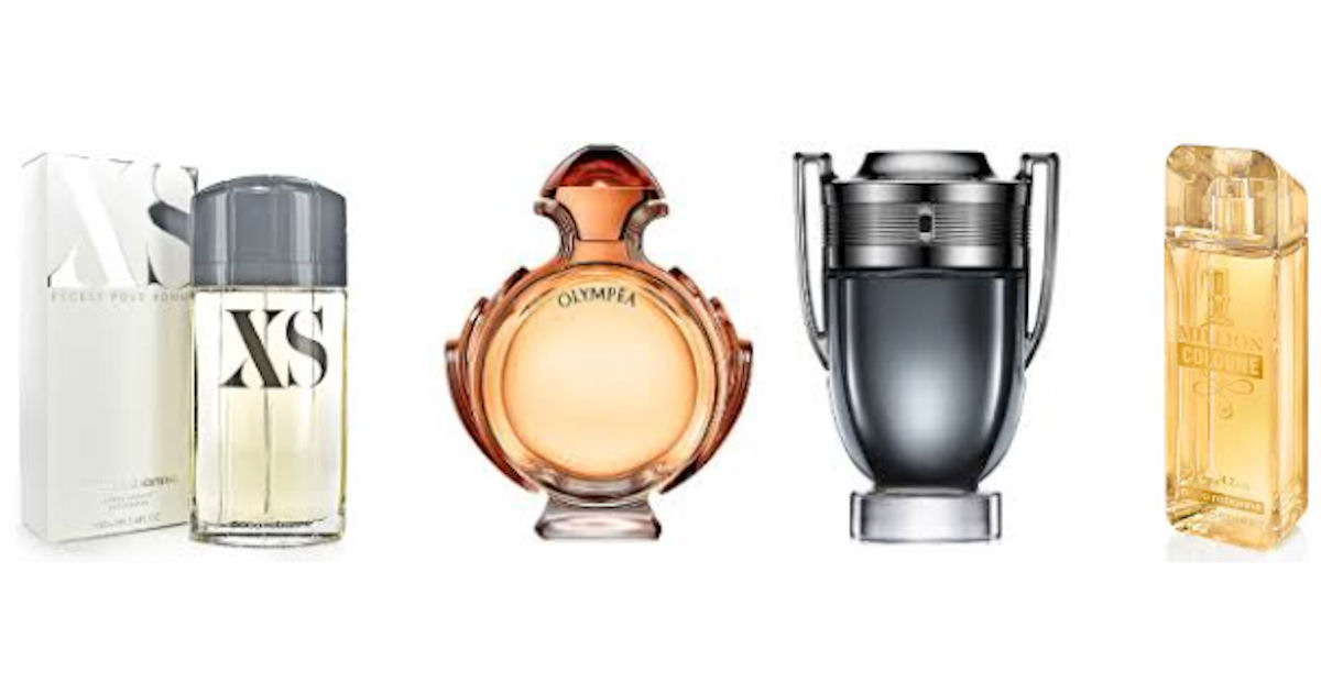 Free Paco Rabanne Fragrance Samples