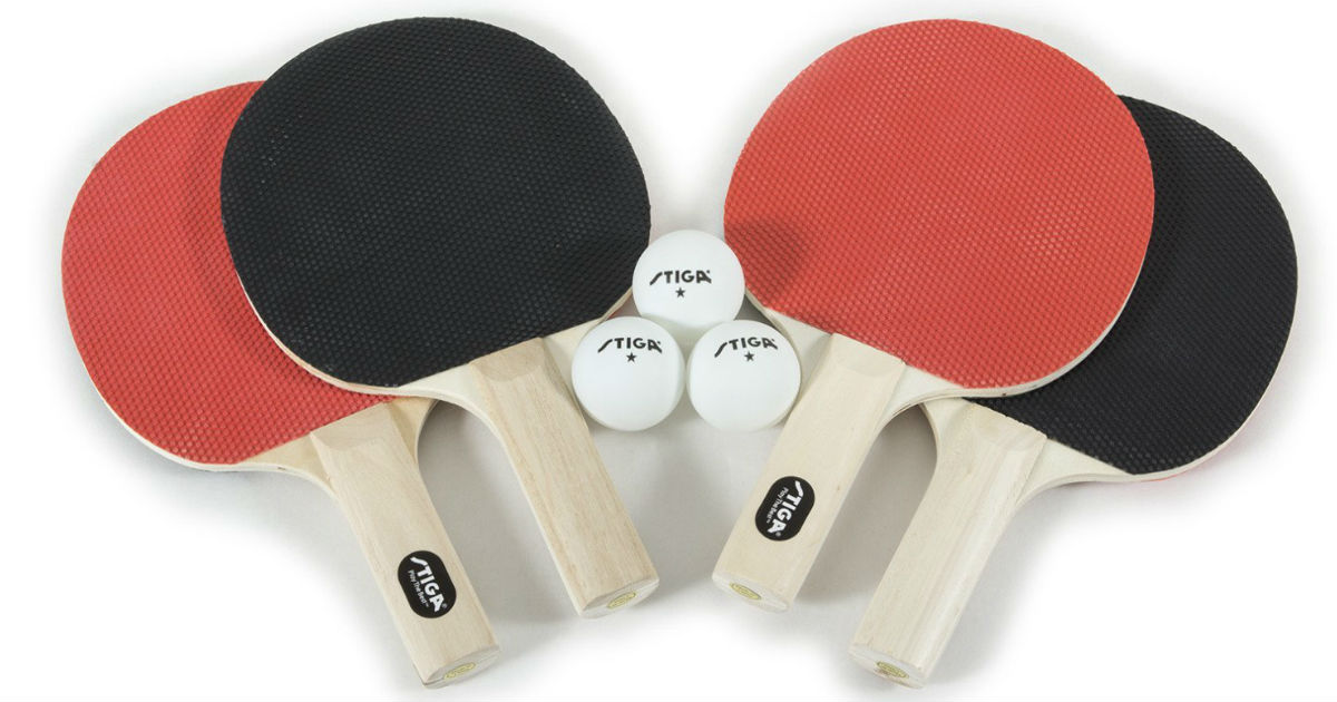 Save 60% on Classic Table Tennis Set ONLY $9.99 (Reg. $25)