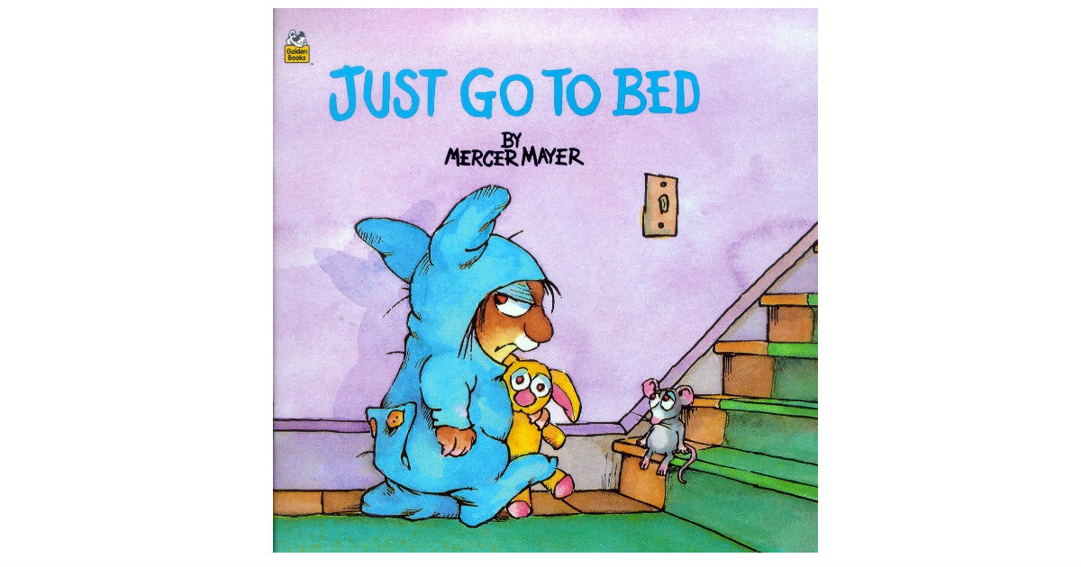 Just Go to Bed Little Critter Book ONLY $2.05 (Reg. $4)