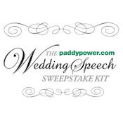 Wedding Speech Sweepstakes Kit